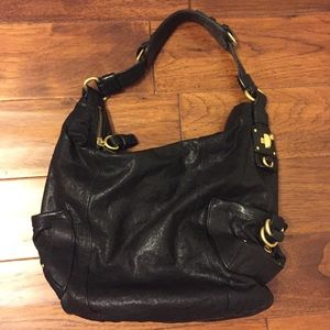 Juicy Couture Leather Hobo